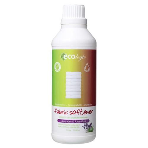 Fabric Softener Lavender & Aloe Vera 1L - Ecologic