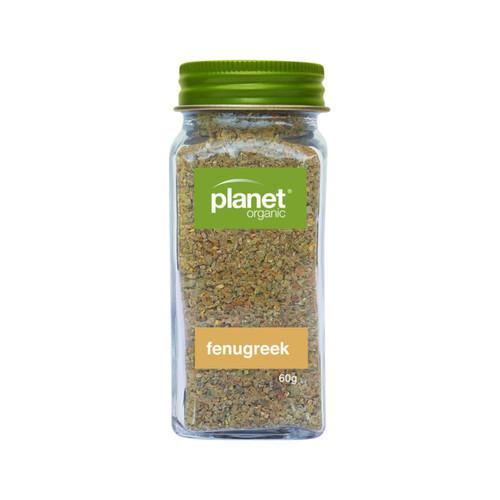 Fenugreek Shaker Organic 60g - Planet Organic