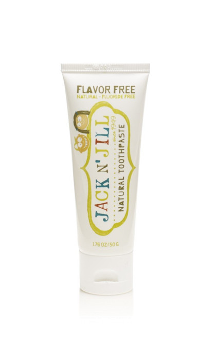 Toothpaste Children's Flavour Free 50g - Jack N' Jill