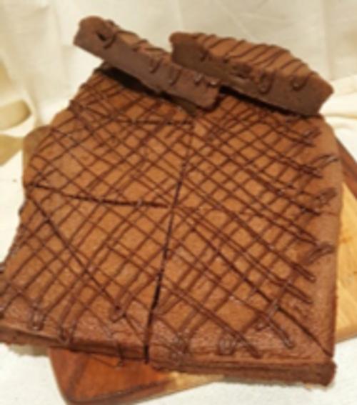 Flourless Chocolate Cake - Gluten Free - Slice