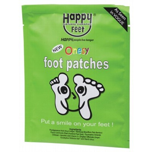 Foot Patches 1 Pair - Happy Feet