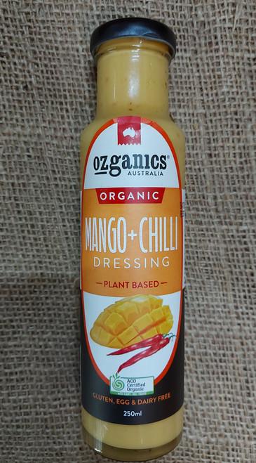 Dressing Mango & Chilli Organic 250ml - Ozganics