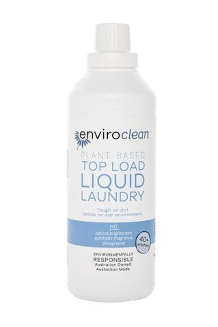 Laundry Liquid (Top Loader) 1L - Enviroclean