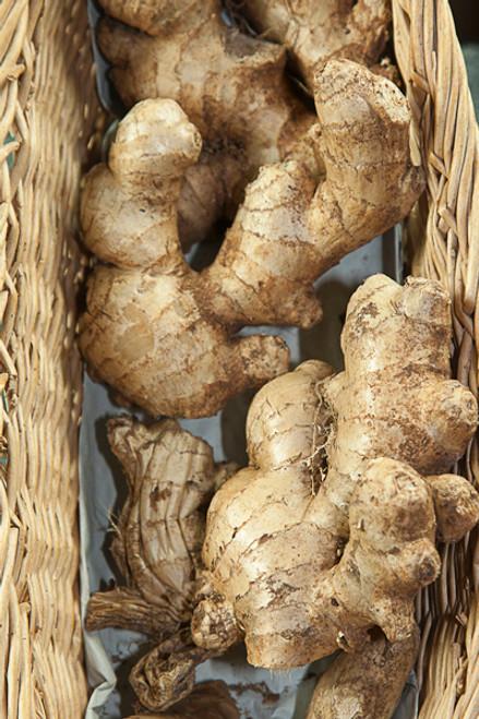 Ginger Organic - per 100 grams