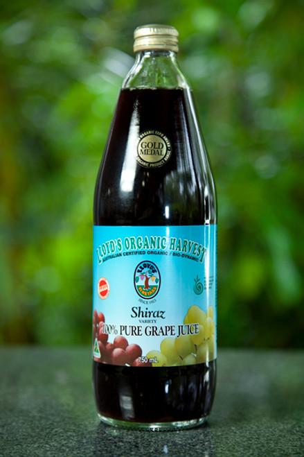 Shiraz Grape Juice 750ml