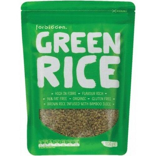 Green Rice Organic 500g - Forbidden