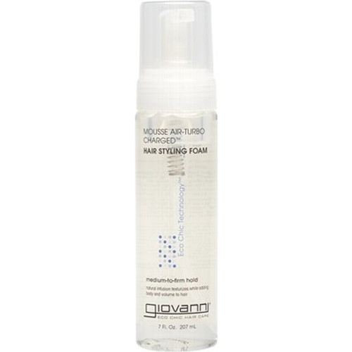 Hair Mousse Styling Foam 207ml - Giovanni