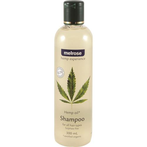 Hemp Experience Organic Hemp Oil Shampoo 300ml - Melrose