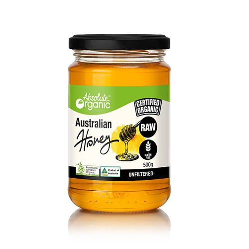 Honey 500g - Absolute Organic