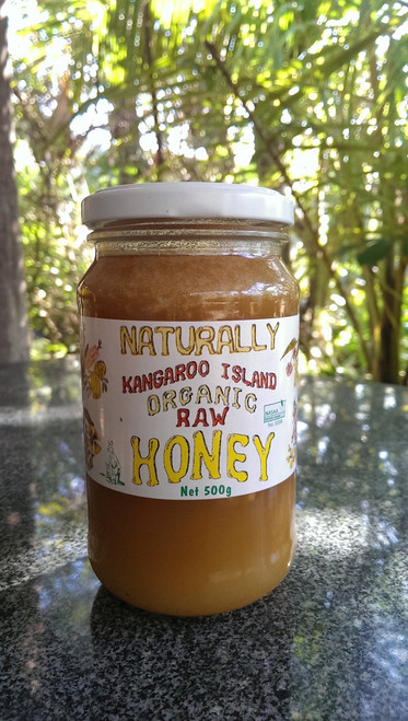 Honey Raw 500g - Kangaroo Island