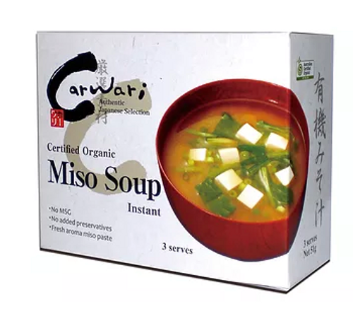 Miso Soup Instant - Carwari