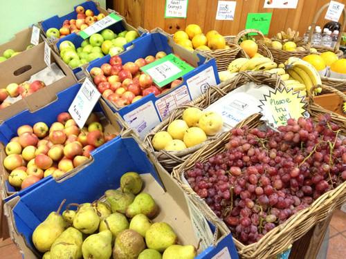 Fruit Mixed Juicing Organic - per kg