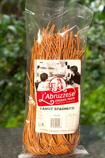 Khorasan Spaghetti 375g - L'Abruzzese