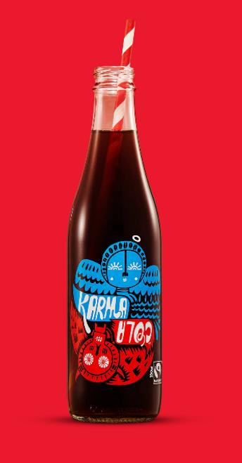 Karma Cola Natural 300ml - Karma Cola