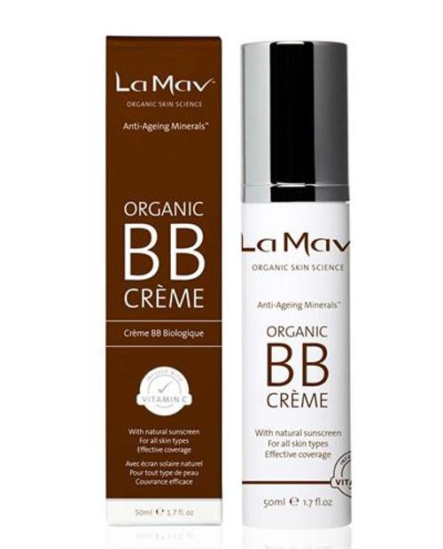 BB Creme Medium Organic 50ml - La Mav
