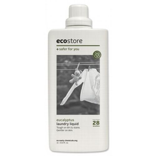 Laundry Liquid Eucalyptus 1L - Ecostore