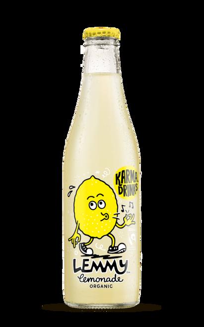 Lemmy Lemonade Organic 300ml - Karma Cola