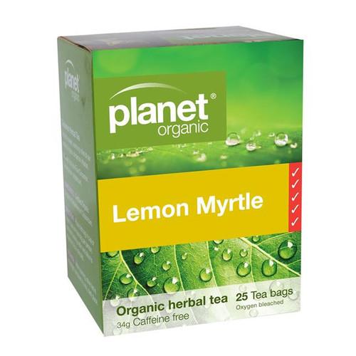 Lemon Myrtle Tea 25 Bags - Planet Organic