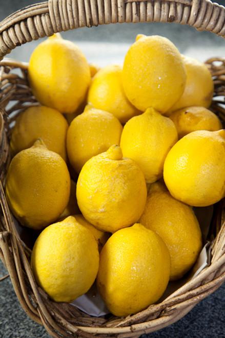 Lemons Eureka Organic - each, large (approx.)
