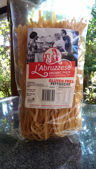 Lentil & Maize Fettucini 375g - L'Abruzzese
