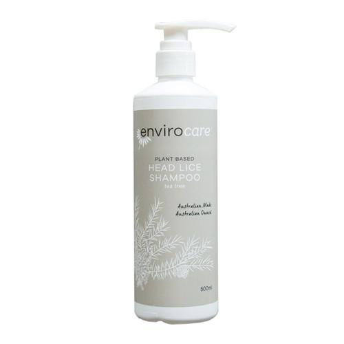 Head Lice Shampoo 500ml - Envirocare