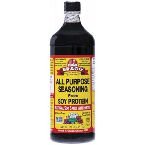 All Purpose Seasoning Liquid Aminos 946ml - Bragg