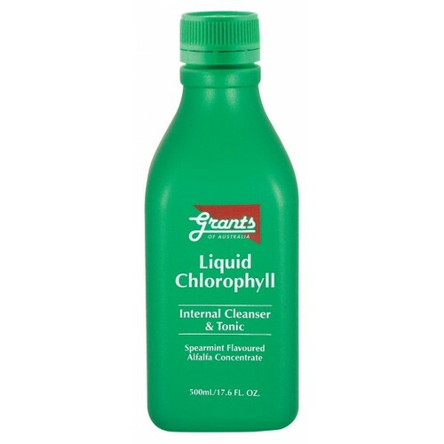 Liquid Chlorophyll 500ml - Grants