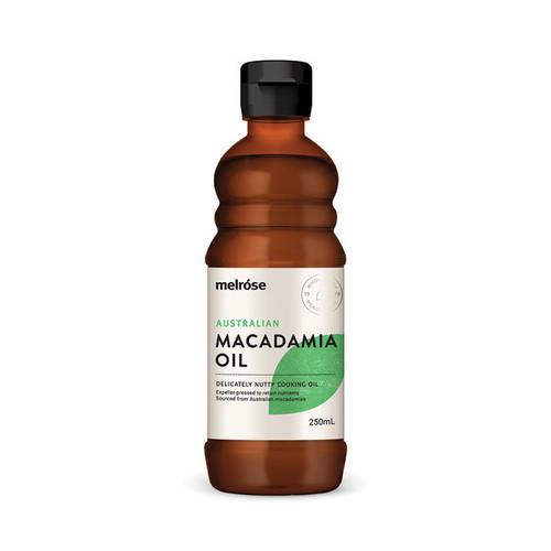 Macadamia Oil 250ml - Melrose