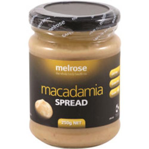 Macadamia Spread 250g - Melrose