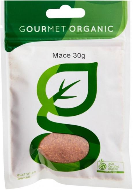 Mace Organic 30g - Gourmet Organics