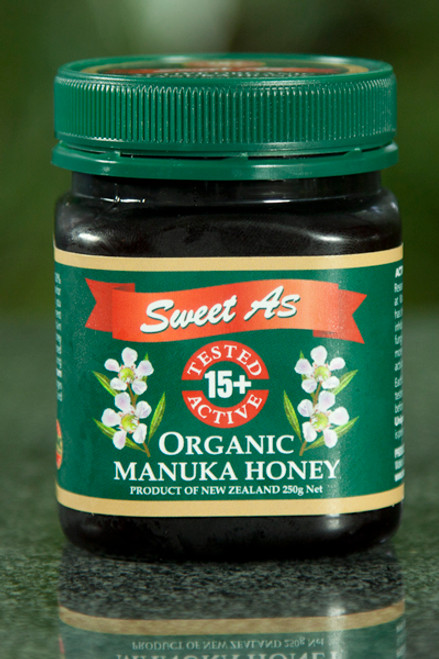 Manuka Honey 250g - Sweet As