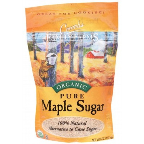 Maple Sugar Organic - Coombs Family Farm
