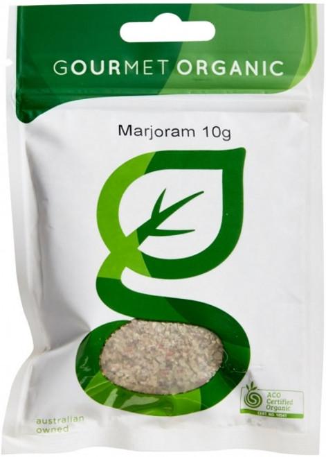 Marjoram Organic 10g - Gourmet Organics