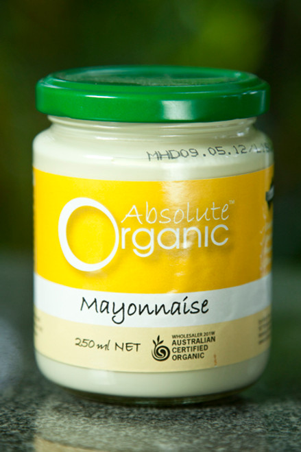 Mayonnaise Traditional 250g - Absolute Organic