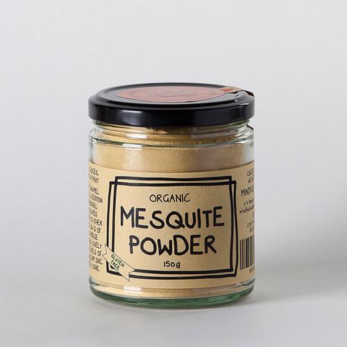Mesquite Powder Organic 140g Jar - Mindful Foods