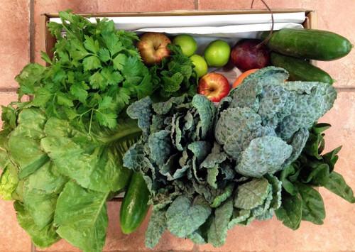 Mixed Veg/Fruit Box Organic $75