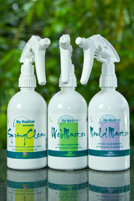 Mould Master Spray Bottle 500ml - My Habitat