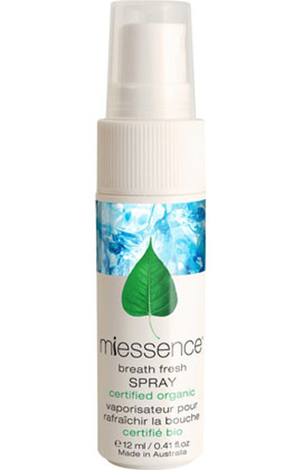 Breath Fresh Spray 12ml - Miessence