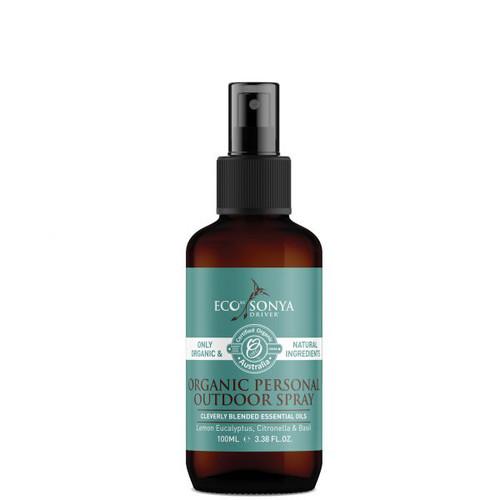 Personal Outdoor Spray 100ml Organic - EbSD/Eco Tan