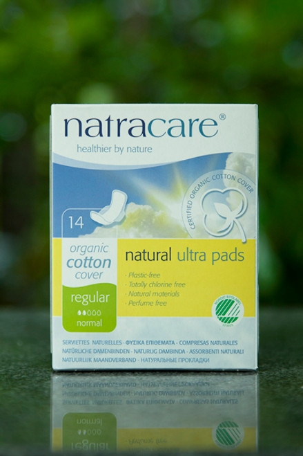 Pads Ultra with Wings Regular 14 - Natracare