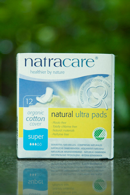 Pads Ultra with Wings Super 12 - Natracare