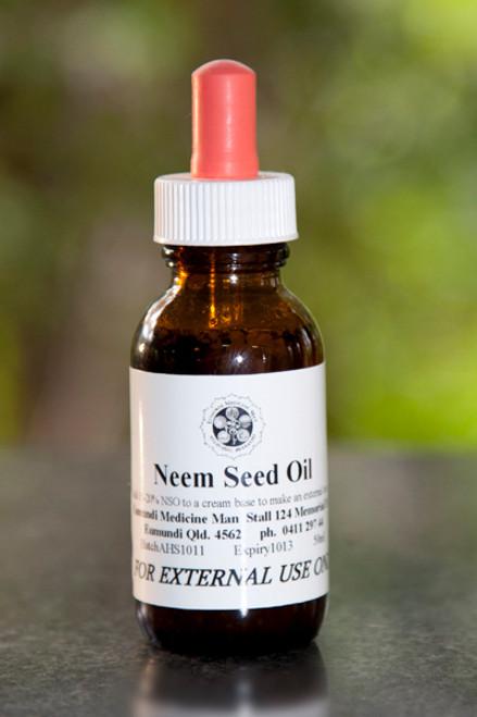 Ayurvedic Health - Neem Seed Oil 50ml