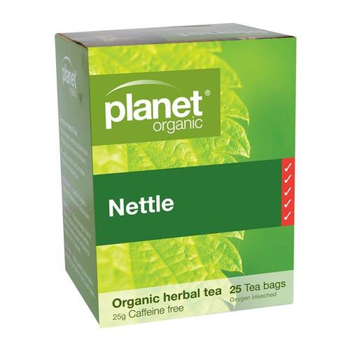 Nettle Tea 25 Bags - Planet Organic
