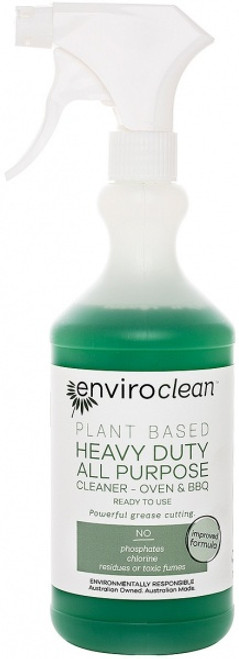 All Purpose Cleaner Heavy Duty Oven & BBQ Cleaner 750ml - Enviroclean