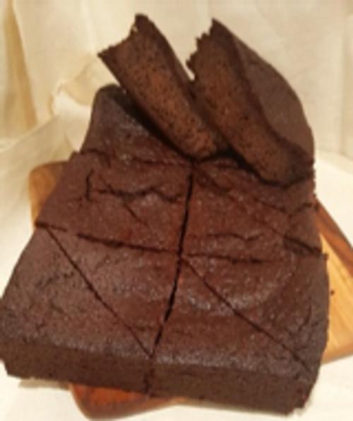 Paleo Brownie Gluten Free Slice