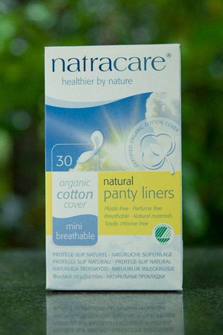 Panty Liners Minis 30 - Natracare
