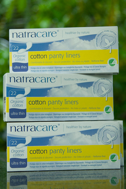 Panty Liners Ultra Thin 22 - Natracare