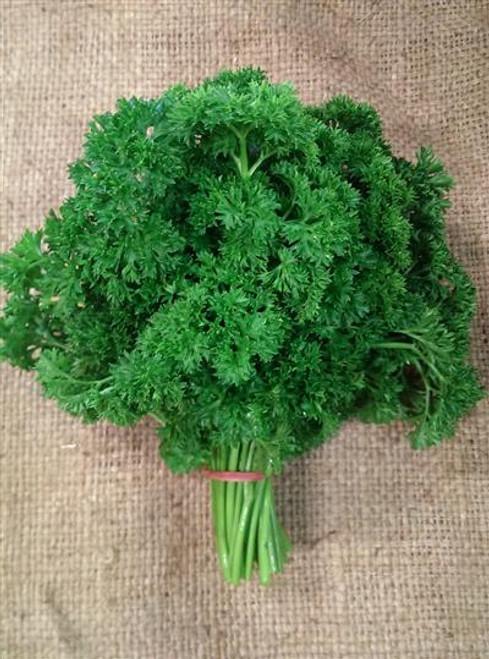 Parsley Curly Organic - Bunch