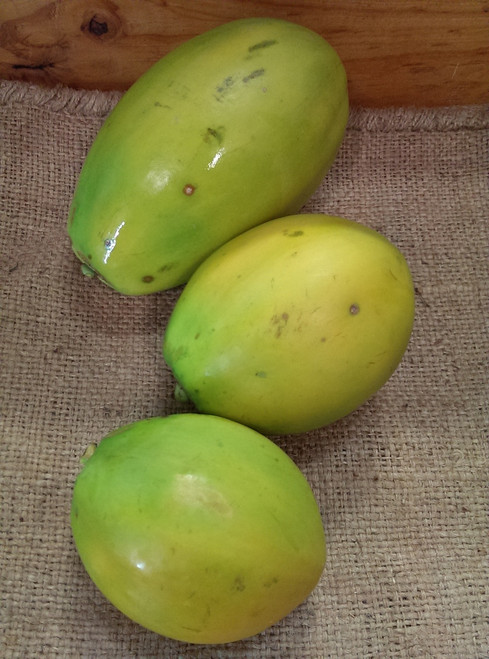 Paw Paw Organic - Small, medium or Large - per kg