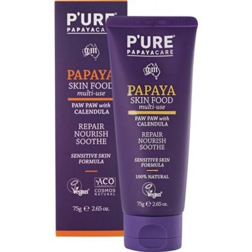 Papaya Skin Food Paw Paw with Calendula 75g - P'ure Papayacare